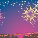 【愛知県内の花火大会】2019年の日程カレンダー(名古屋市内含む)
