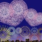 岡崎の花火大会2016!穴場&定番スポットは?おすすめ観覧場所8選!