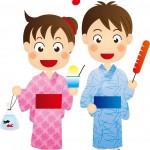 着物の折り紙!簡単な折り方はコレ!七夕飾りで大活躍!