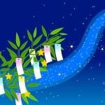 天の川の折り紙の作り方は?七夕飾りにピッタリ&超簡単なのはコレ!