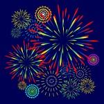 花火の折り紙の折り方!簡単&七夕飾りに使えるのはコレ!