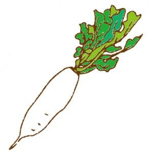 大根 葉 栄養