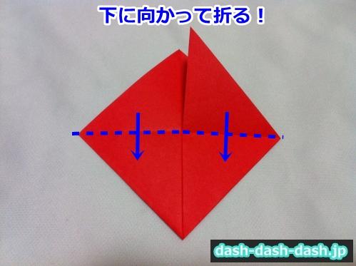 七夕 金魚 折り紙05