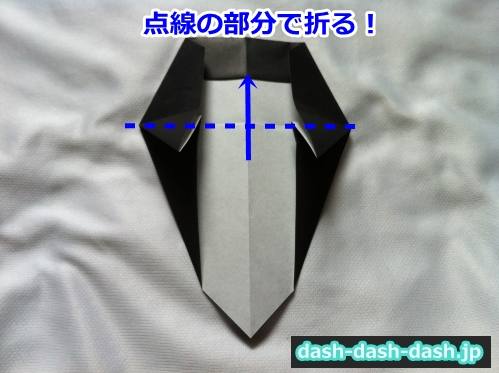 織姫 折り紙 折り方 簡単21