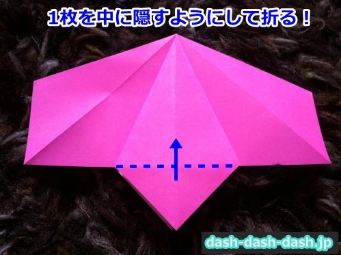 織姫 折り紙 折り方 簡単10