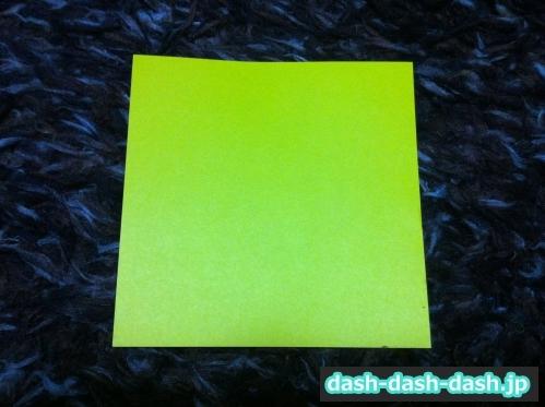 父の日 花 折り紙01