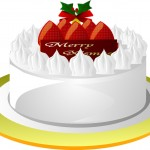 クリスマスケーキはいつ食べる?あるある順にランキング紹介!