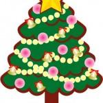 クリスマスツリーの星飾り!2つの名前は?☆が表す意味とは?