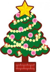 クリスマスツリー 星 名前