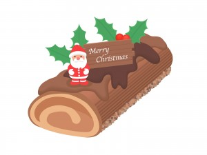 クリスマスケーキ いつ食べる01