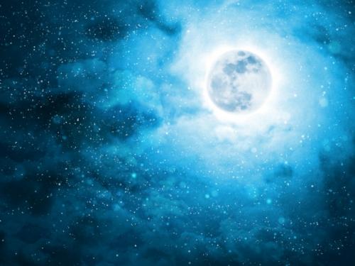 満月と宇宙(スーパームーンの人体への影響)
