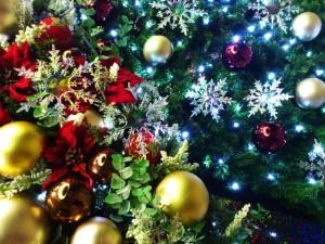 クリスマスツリー 飾り 玉 名前