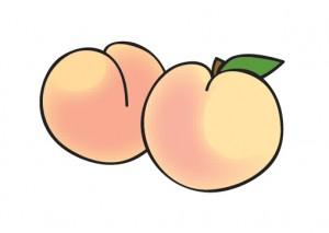 桃 食べ方 皮ごと01