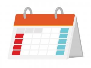 祝日 カレンダー 2016