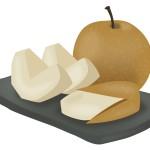 梨の栄養&カロリーと効果は?りんごと比較するとこんな結果に!