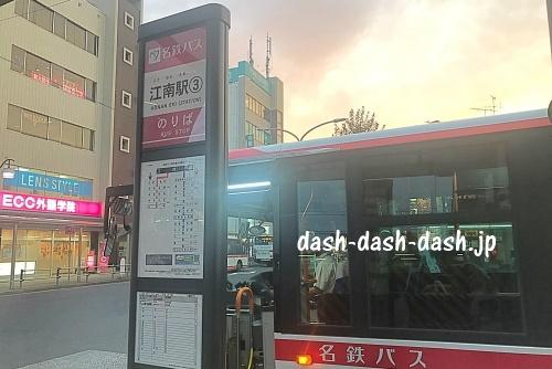 江南駅バス3のりば02
