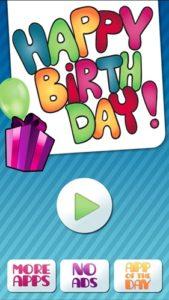 誕生日グリーティングカード01