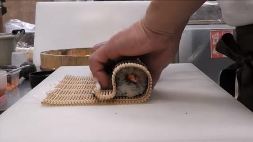 巻き寿司を巻くときのコツ03