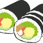 恵方巻きの具材は7種類!ザ・定番を作りたいならコレをチョイス!
