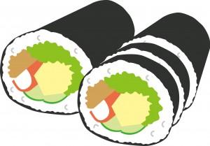恵方巻き 具材 7種類