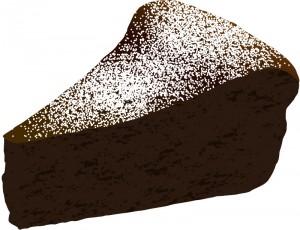 ガトーショコラ ブラウニー 違い