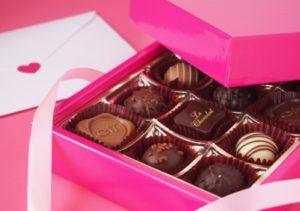 チョコレートとラブレター
