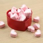 バレンタインにマシュマロをラッピング!やり方を3パターン紹介!
