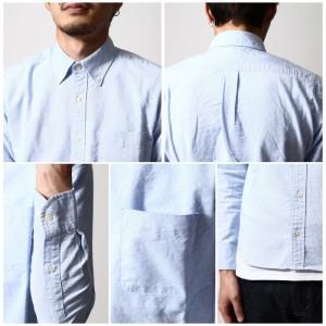 メンズ 長袖シャツ ブランド01