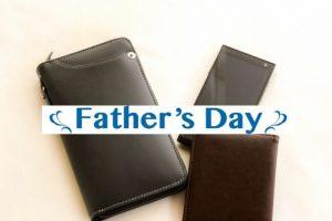 財布(父の日のプレゼント)