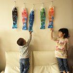 こいのぼりを通販で!室内に吊るして飾れるモノ限定ランキング!
