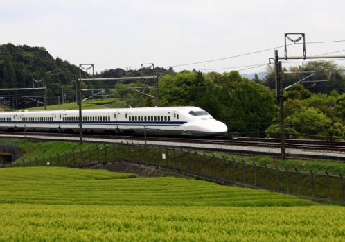 JR東海の新幹線(こだま)