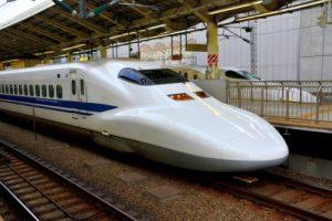 新幹線(N700系)