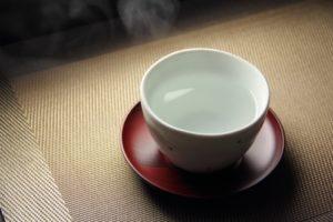 白湯(さゆ)