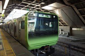 名古屋 新宿 新幹線01