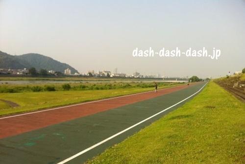 長良川公園(長良川花火大会の定番観覧場所)
