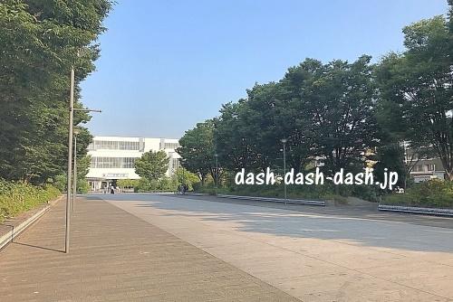 名鉄太田川駅どんでん広場01