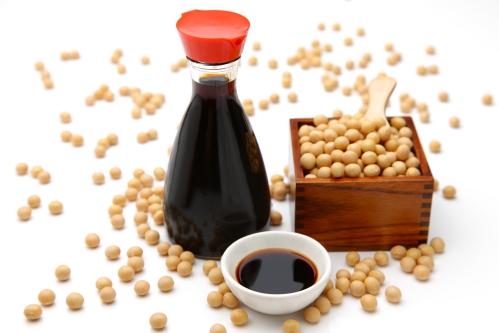 醤油と大豆