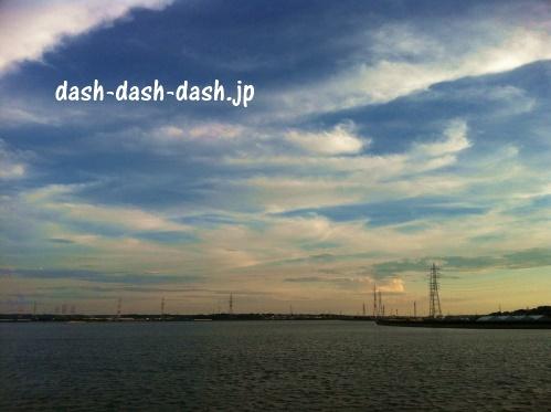 田原祭り花火大会の穴場スポット・緑が浜公園からの眺め