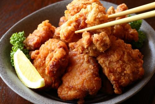 鶏の唐揚げ(から揚げ・からあげ)