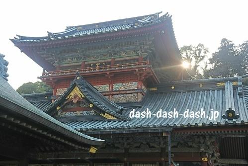 静岡浅間神社の大拝殿