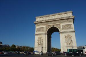凱旋門(フランス・パリ)