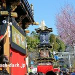 愛知県 犬山城の桜!2017年の祭り情報!屋台やライトアップを確認!