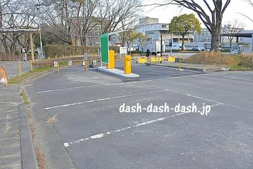 名古屋城二の丸東駐車場02