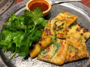 チヂミ(韓国料理)
