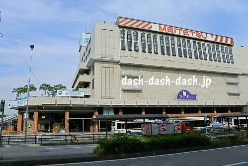 名鉄神宮前駅