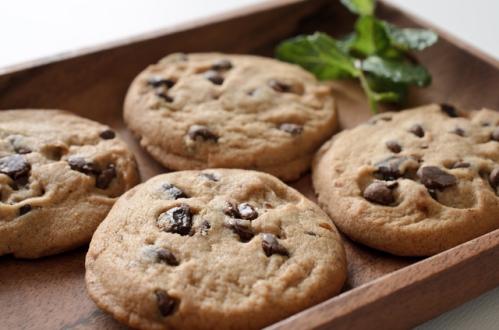 チョコチップクッキー(部活の差し入れにおすすめの手作りお菓子)