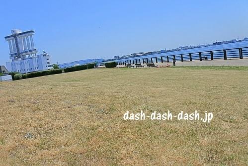 名古屋港水族館南側緑地03