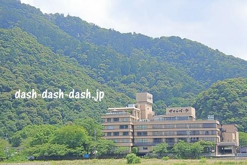 長良川温泉 ホテルパーク(長良川花火大会で泊まりたいホテル)