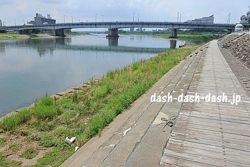長良川プロムナード(長良川花火大会の穴場スポット)