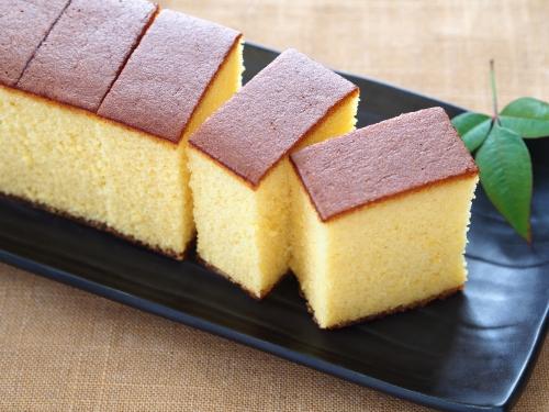 カステラ(敬老の日におすすめの和菓子)